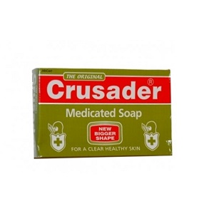 Crusader Medicated Soap 75g